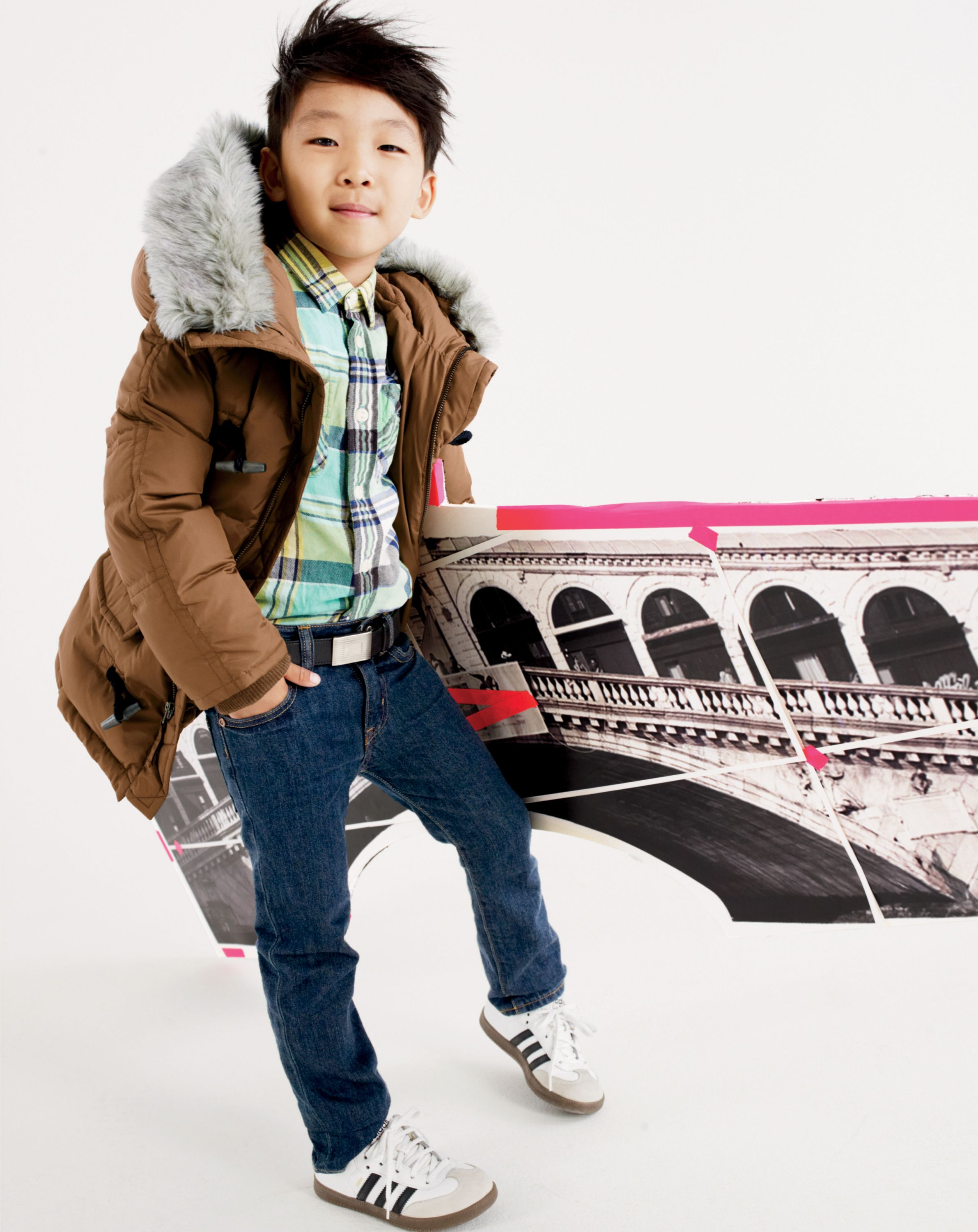 a7704bb1917 J.Crew Boys' expedition parka. | Stylish Offspring | Kids fashion ...