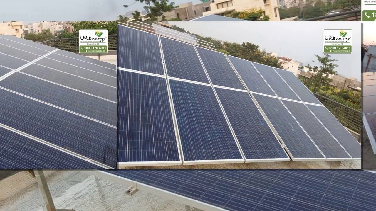 3.84 KW Residential Rooftop Solar Power Project