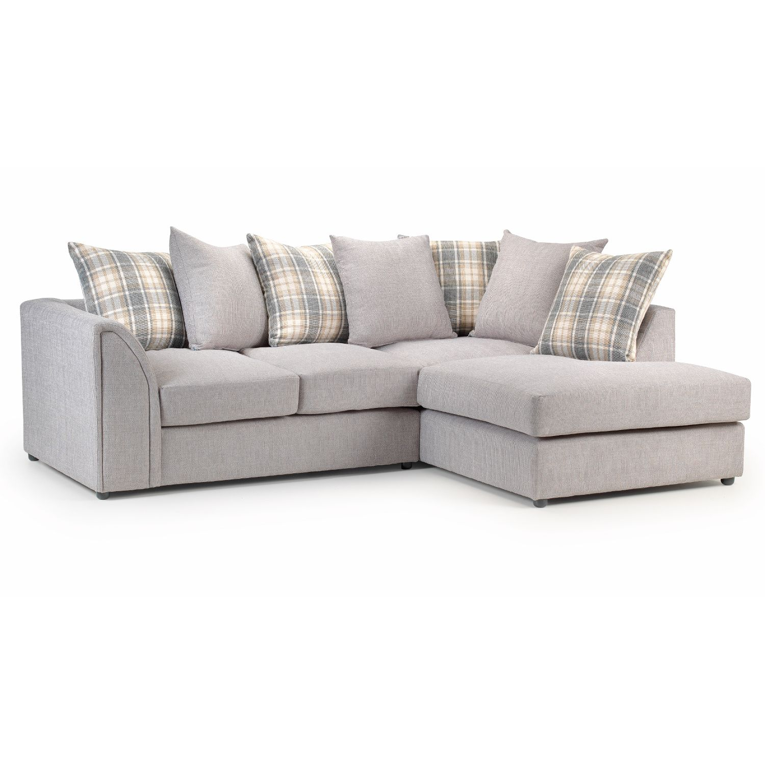 Nevada Fabric Corner Sofa – Next Day Delivery Nevada Fabric Corner