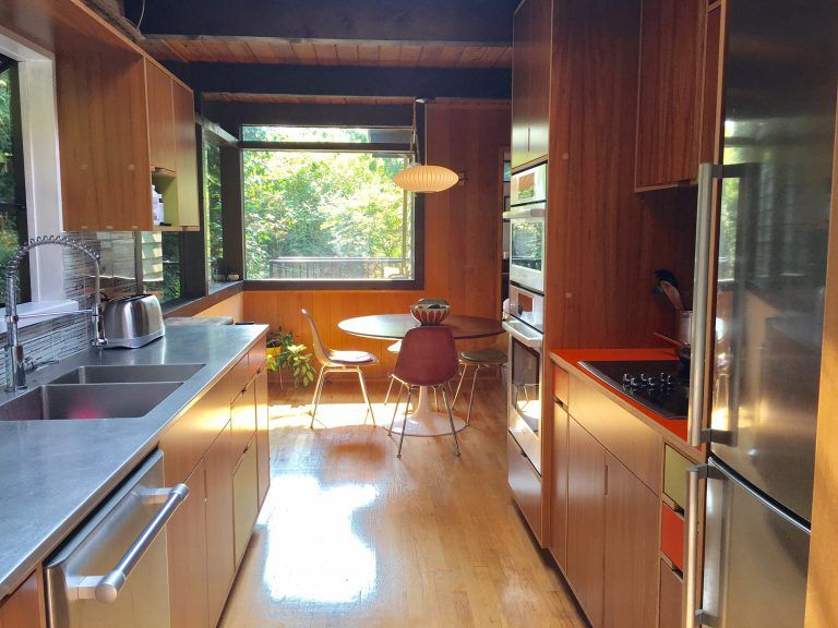Best Respectfully Remodeling Your Mid Century Modern Kitchen 400 x 300