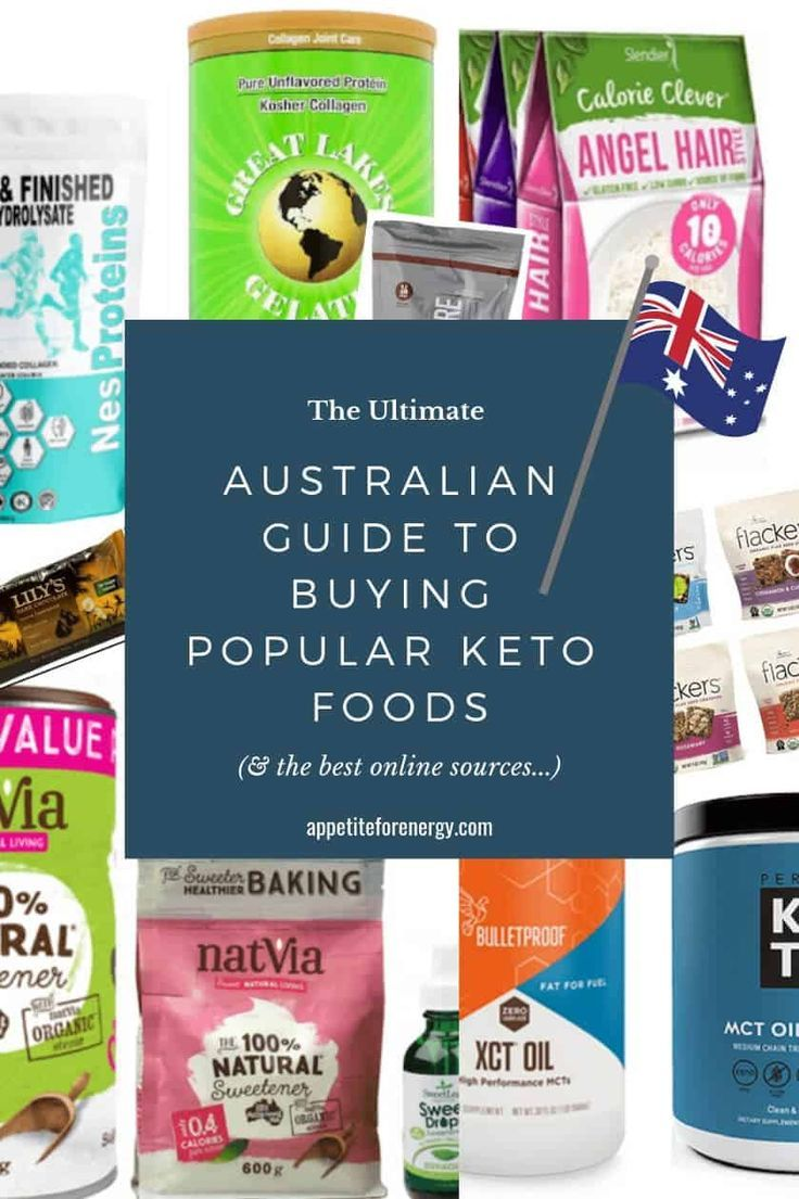 Where to buy the best lowcarb/keto foods in Australia
