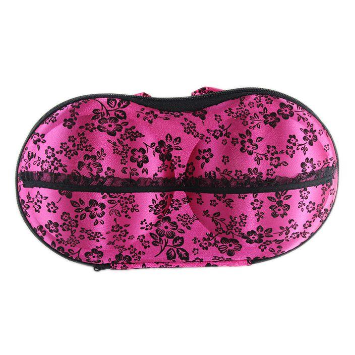 abf86e655f -High Quality Portable travel underwear bra storage box underwear storage  bag bra admission package (