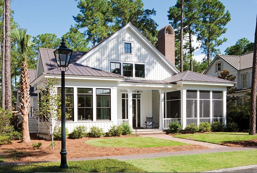 Low Country House Plan With 2883 Square Feet And 4 Bedrooms From