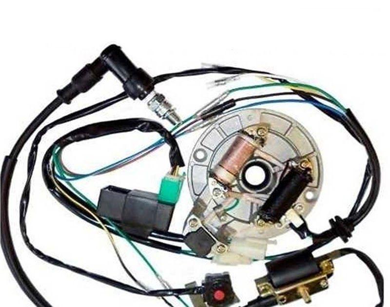 pinashby on 4 wheelers wiring  atv atv quads bike engine