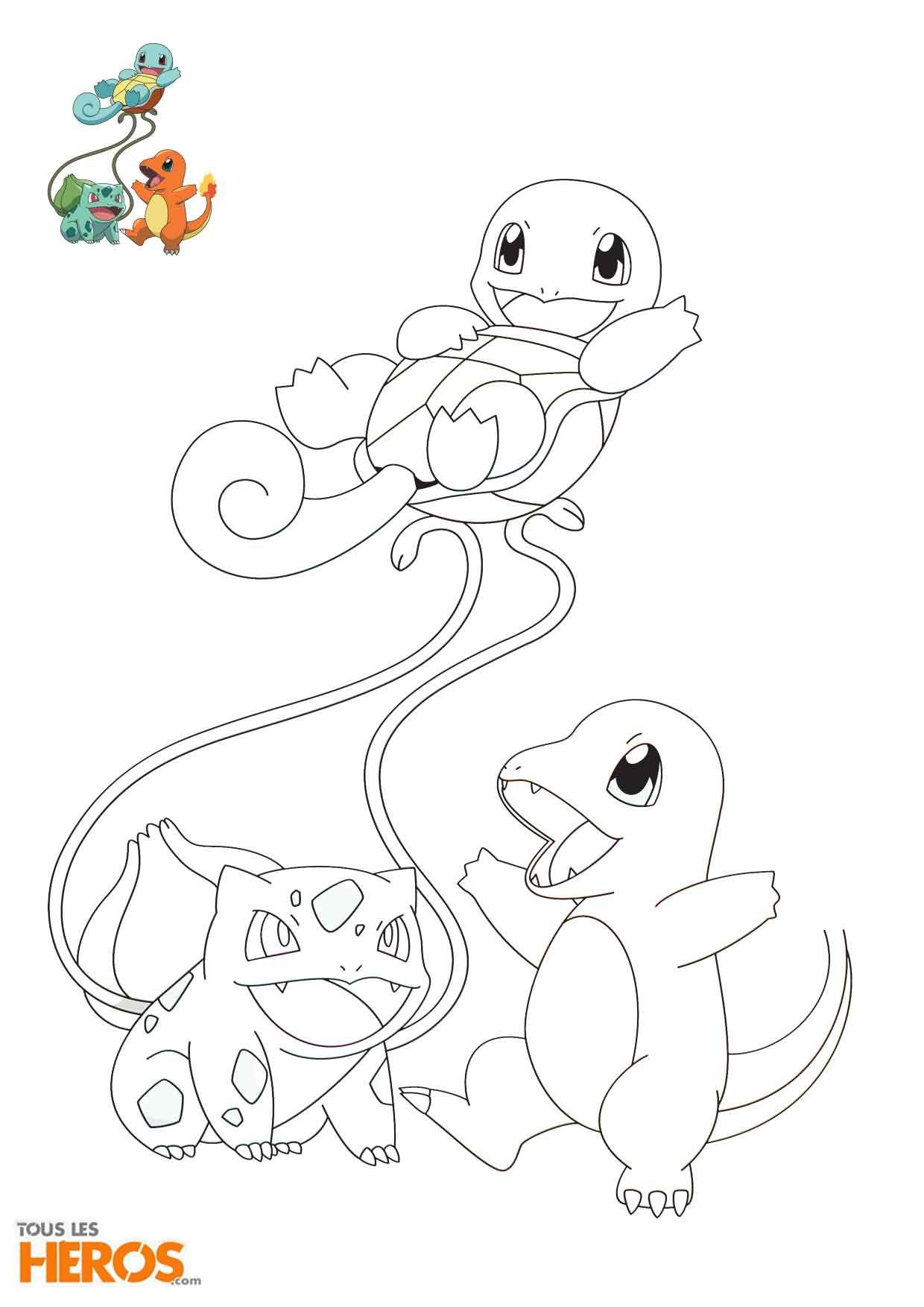 Coloriages pok mon d couvir sur le blog de tlh coloring book pokemon coloring pages - Pokemon a colorier ...