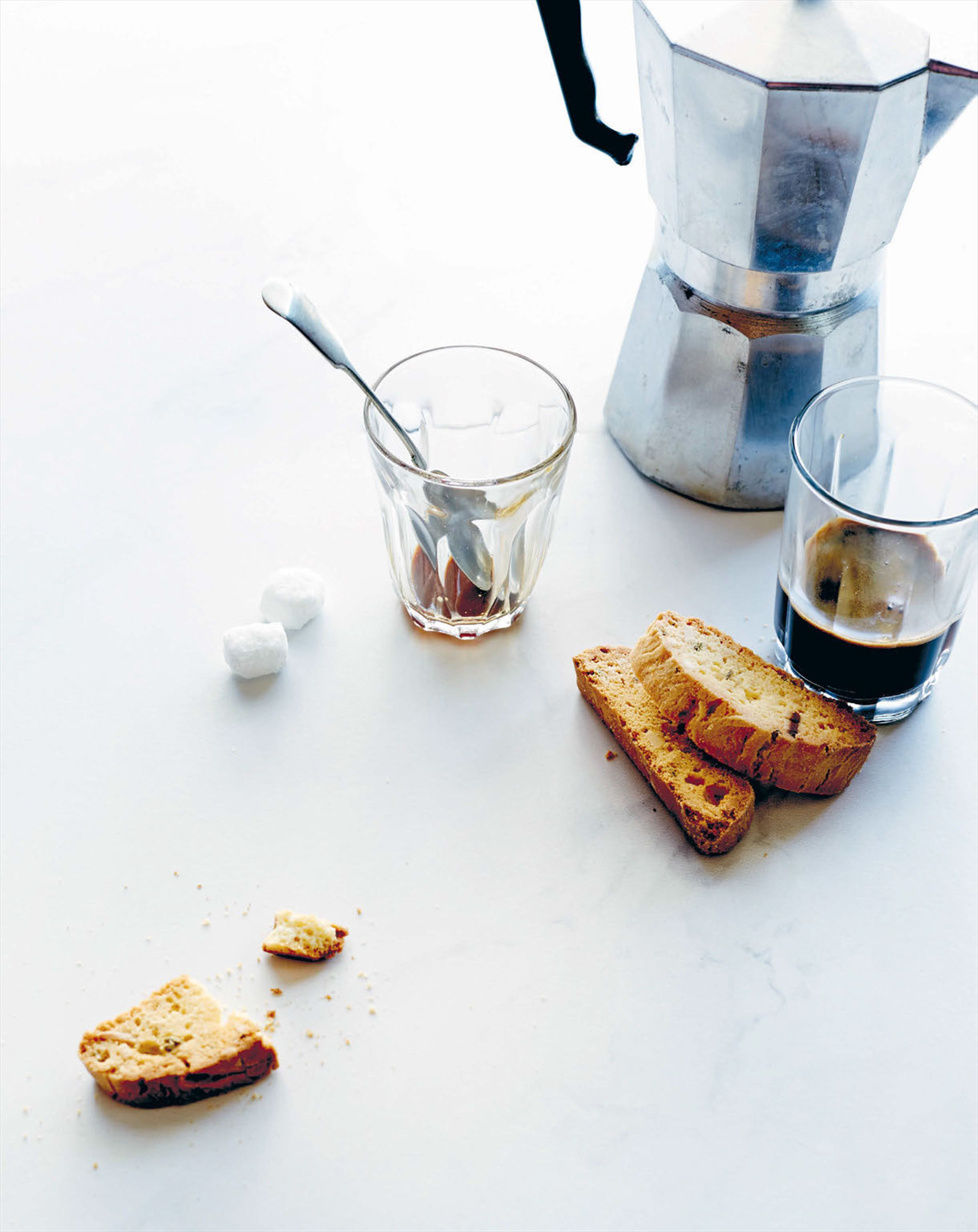 Biscotti recipe from My Italian Kitchen by Laura Cassai | Cooked ...
