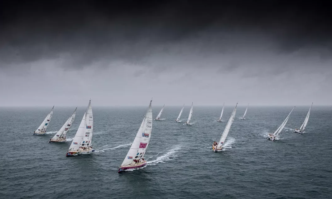 The Clipper Race Image source The