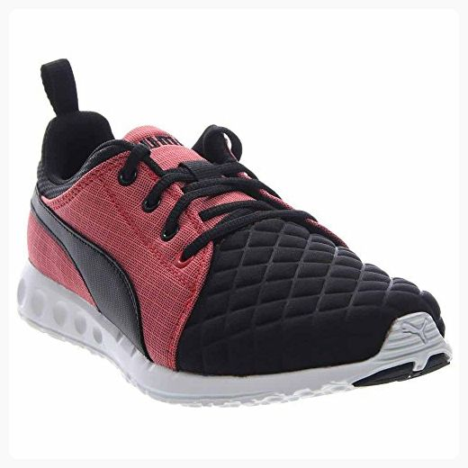 a723f3bbeba PUMA Women s Carson Runner Quilt Running Shoe