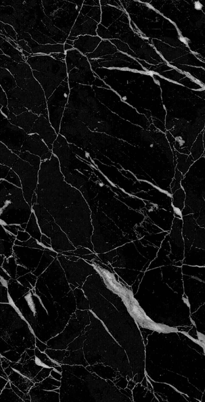Black Marble Dk E Marbles And Wallpaper White Organic Abstract Iphone 6