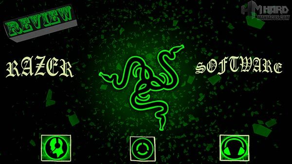 ▷ Review Softwares Razer Surround 7 1, Cortex Game, Comms