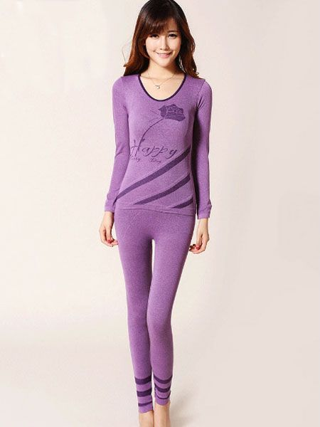 awesome Warm Winter Thermal Underwear Suit