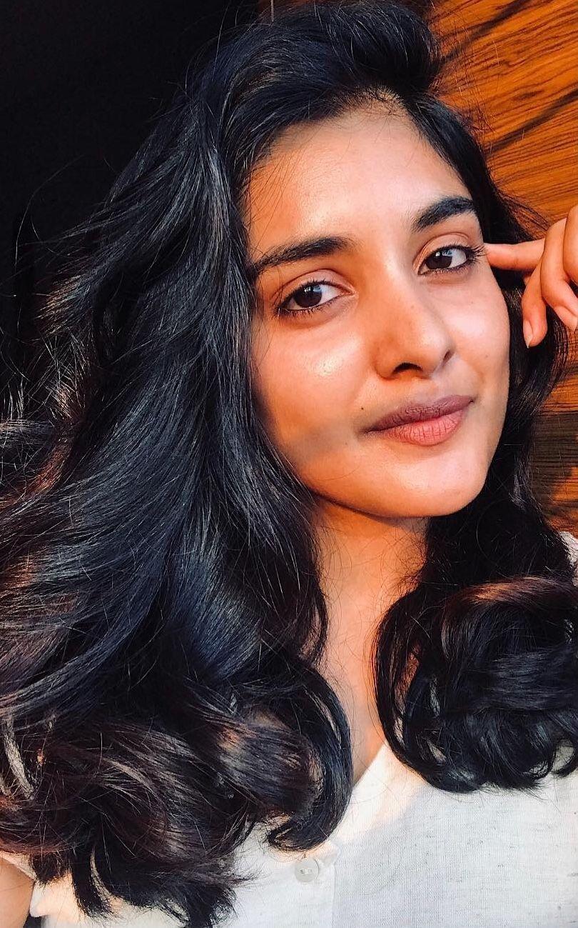 Nivetha Thomas Beautiful girl face, Beauty face, India