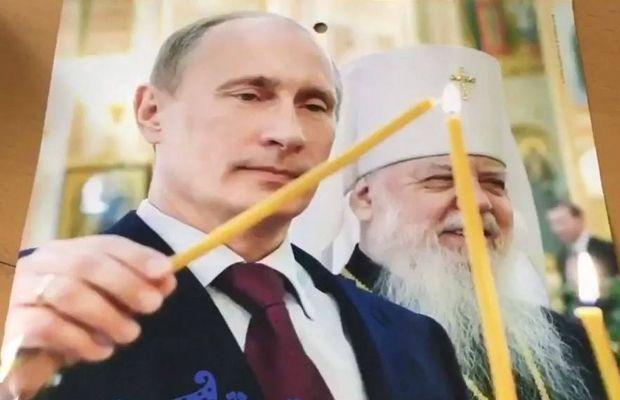 Her Ay İçin Ayrı Bir Putin Bulabileceğiniz Bir Garip Takvim: 2017 Putin Takvimi