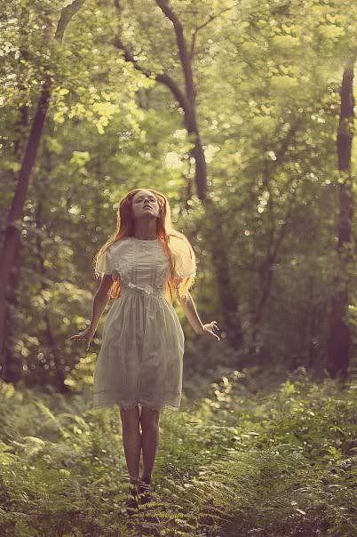 forest spirits by Katerina Plotnikova (Катерина Плотникова)