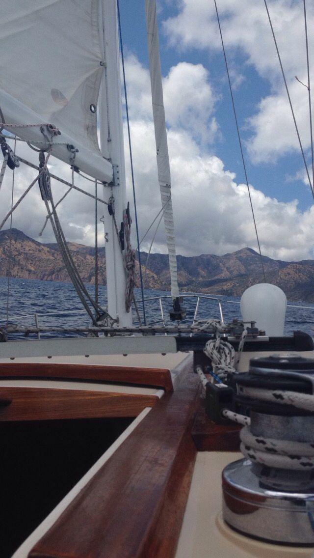 Summer bucket list: Sail to Catalina Island