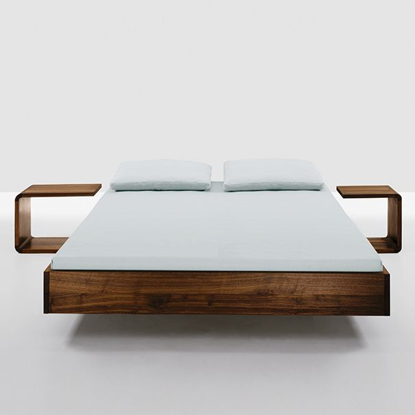 Zeitraum Simple Bed Custom Made Furniture Pinterest Simple bed