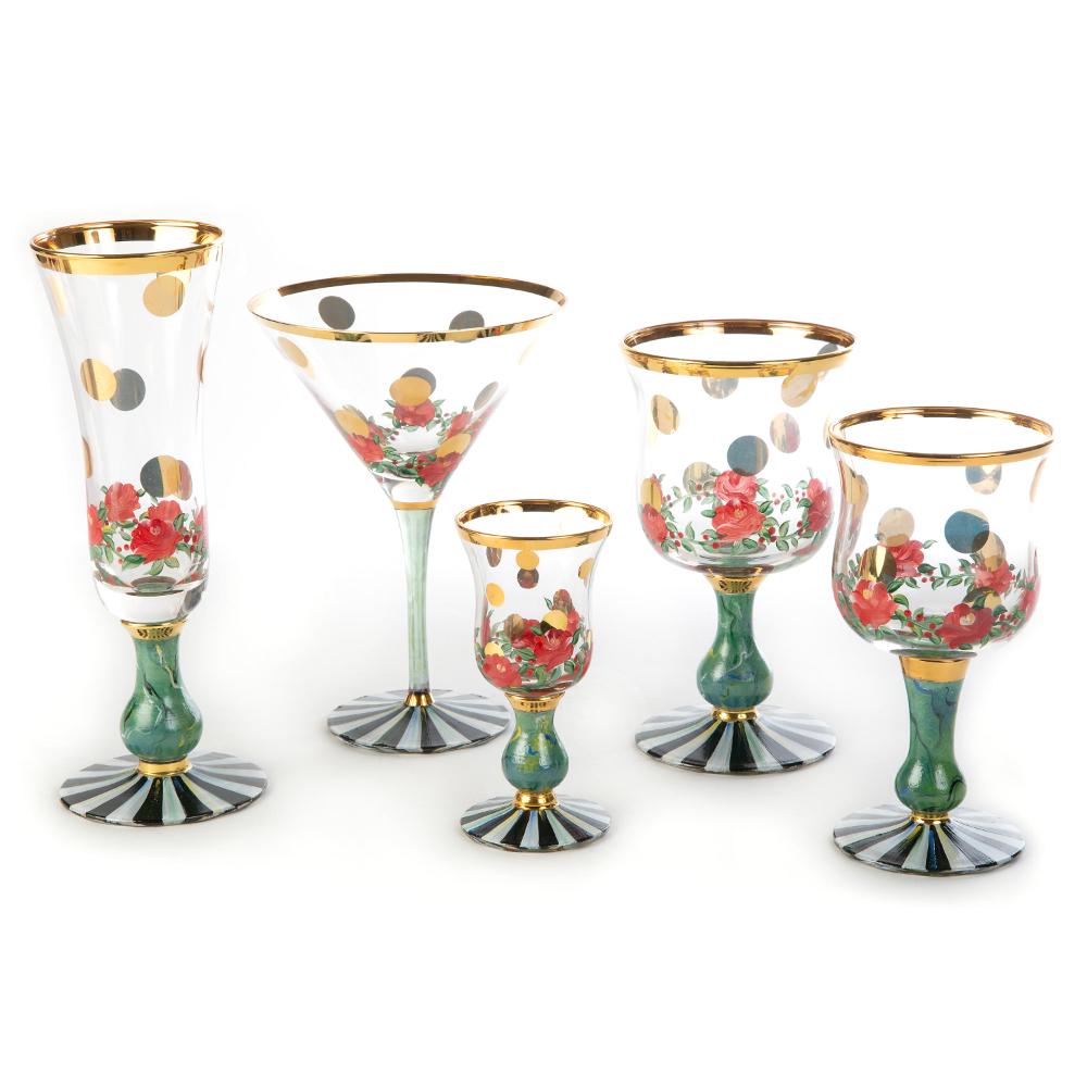 Wine Glass Chandelier Ideas on Foter