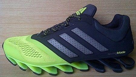 best cheap d896d 5e3f6 ... italy hub 0831 6794 8611 kode sepatu adidas springblade drive t black  green ukuran sepatu 42