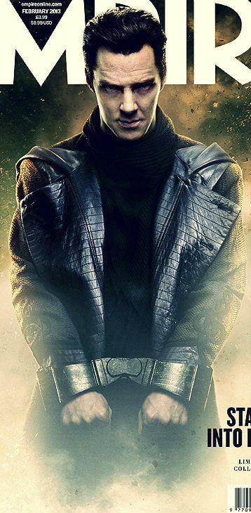 Benedict in Star Trek: Into Darkness.