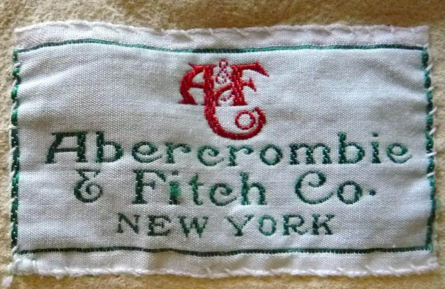 Label Resource Abercrombie Fitch Labels Abercrombie Fitch Abercrombie