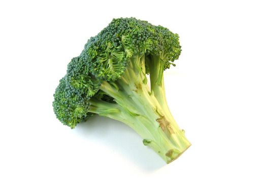 Broccoli contains a highly effective metabolism-boosting team of nutrients: calcium and vitamin C. Calcium acts as a metabolic trigger, while vitamin C helps your body absorb more calcium.