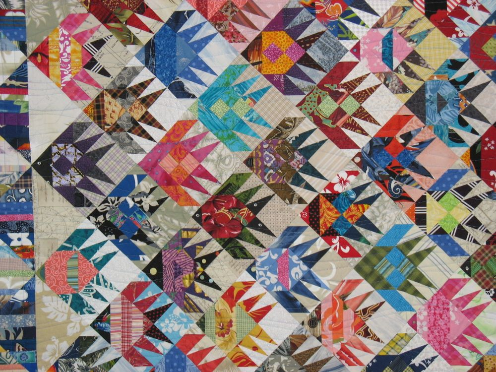 paper pieced fish quilt pattern - Google Search | Quilts ... : string pieced rag quilt pattern - Adamdwight.com