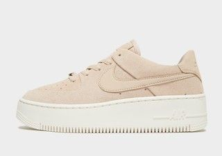 Air Force 1 Sage Low Dames - Beige - Dames, Beige | Nike air ...
