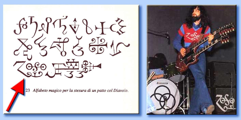 Led Zeppelin Symbols Meanings 84218 Loadtve