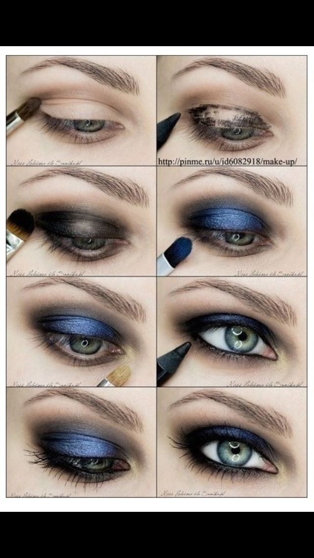 Pretty And Edgy Eye Makeup Makeup Pinterest Edgy Eye Makeup