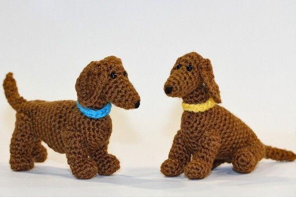Amigurumi Hund Anleitung Kostenlos Deutsch : Lifelike pug dog crochet pattern pdf english usa mops hund