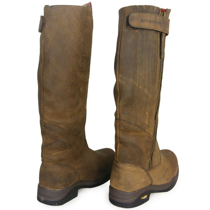 Details about Kanyon Gorse X Rider Riding Boots Waterproof Long