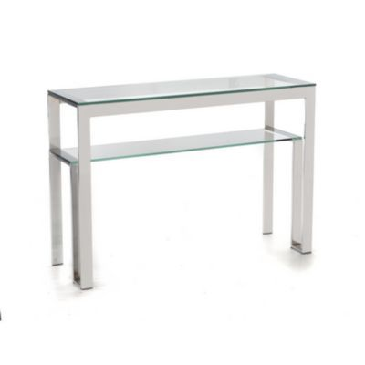 Monaco Rectangular Console Table Sears Sears Canada Coffe