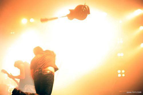 If you've seen NIN live, you'll never be musically satisfied again... ever :P