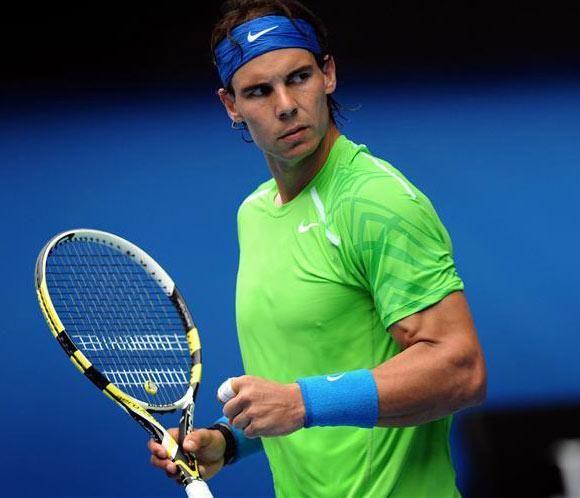 Rafa Nadal, listo su regreso a las pistas #tenistas #famosos #people