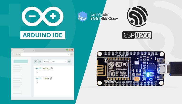 Learn about ESP8266 NodeMCU development board along with its