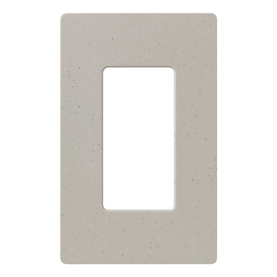Wall Plates Lowes Lutron Claro 1Gang Stone Single Decorator Wall Plate  Bed