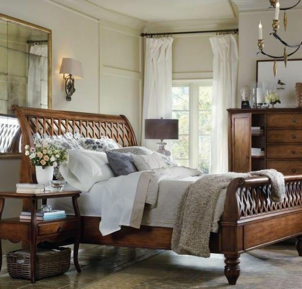 50 coole Betten im Kolonialstil für ein gemütliches Schlafzimmer - schlafzimmer im kolonialstil