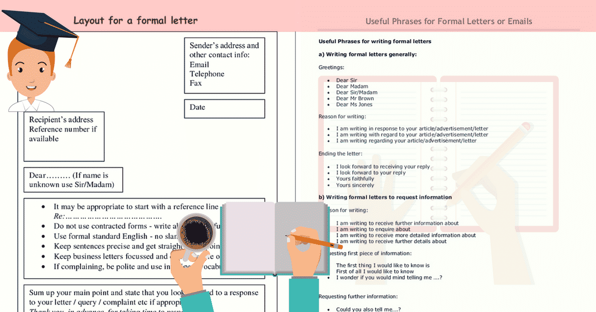 How to Write a Formal Letter (With images) A formal