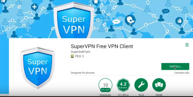 How To Use Super Vpn On Iphone