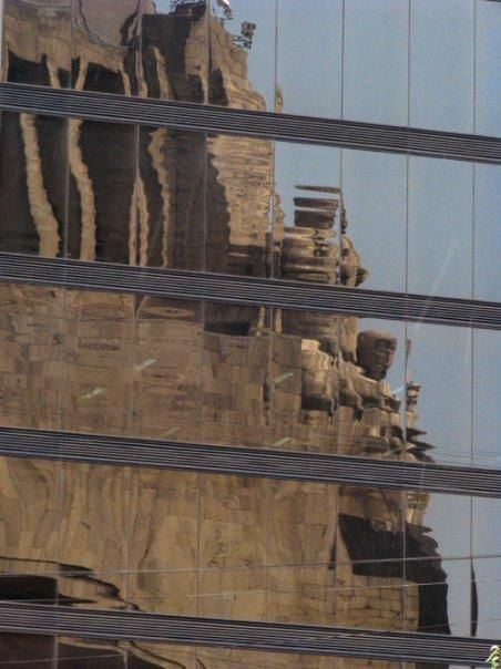 Monumento a la revolución, México City