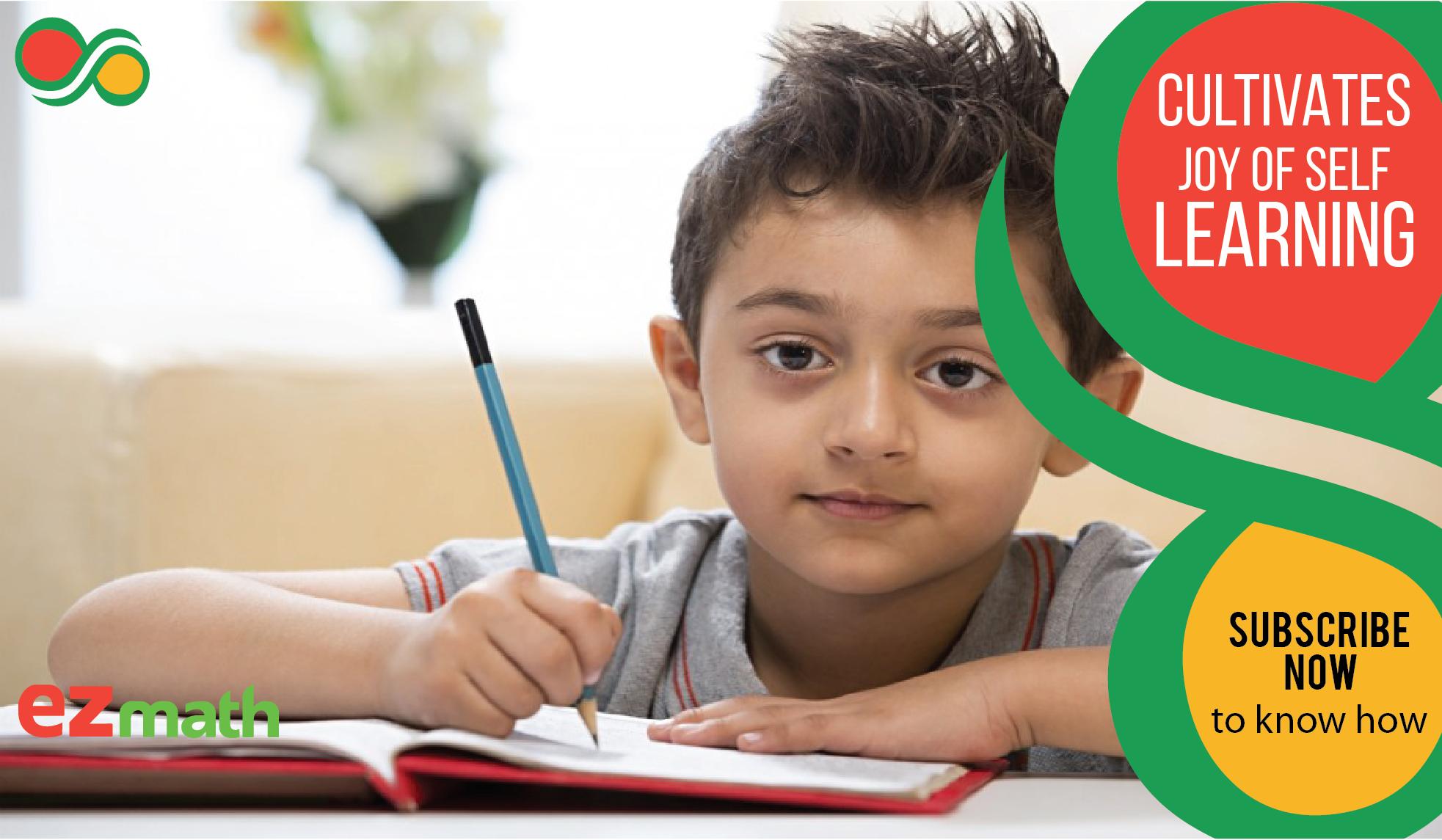 Encouraging children to practice fun-centric math worksheets, ezMath ...