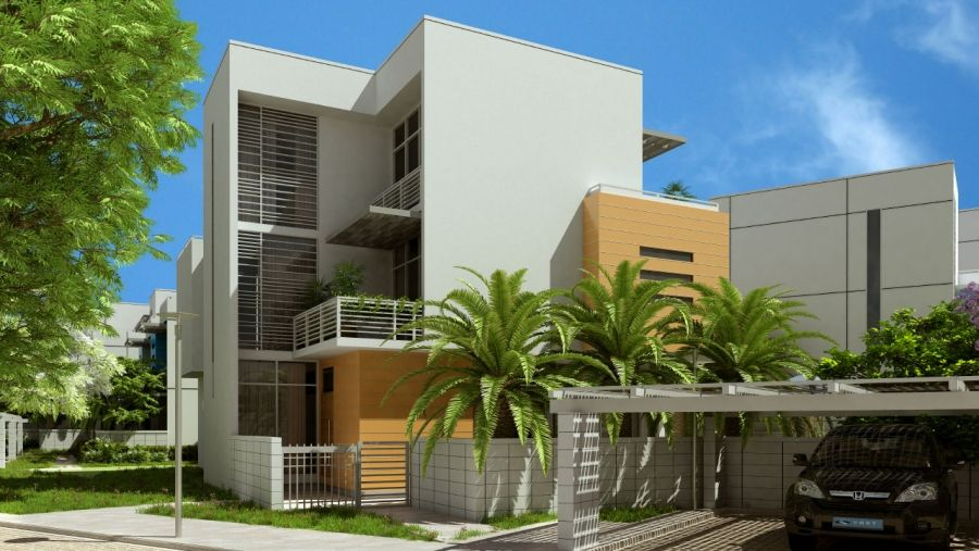 Haiti Housing by Sorg Architects | Everythinh on My culture ...