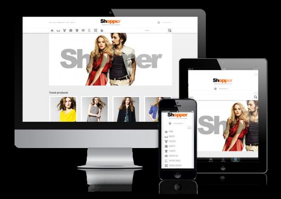 Joomla Template OrdaSoft OS Shopper