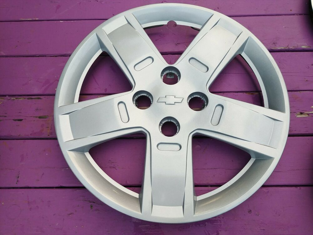 15 Chevy Aveo Wheelcover Hubcap 1 2009 10 11 H 3287 P 96653139