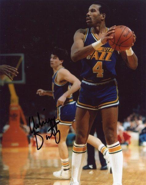 ff0c9da7d5bf2 Adrian Dantley Jazz | Adrian Dantley Autographed/Hand Signed Utah Jazz 8x10  Photo