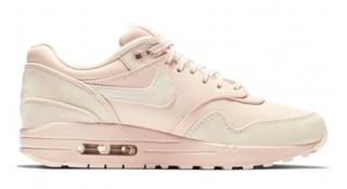 nike air max 1 roze beige