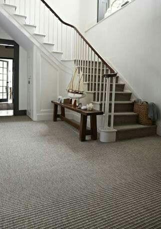 Darker Grey Carpets And White Walls Carpet Stairs Room Envy Hallway Carpet