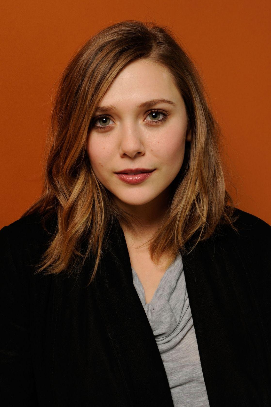 Elizabeth Olsen Elizabeth Olsen Haircut Elizabeth Olsen Short Hair Styles