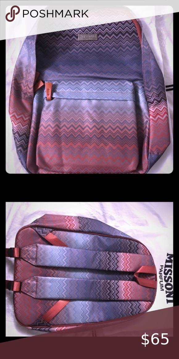 Missoni Backpack Backpack Brands Missoni Tote Backpack