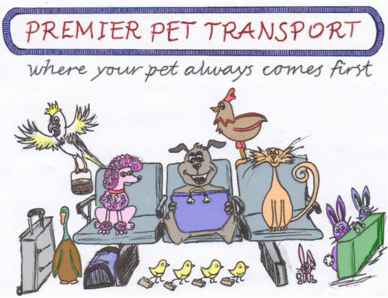 Premier Pet Transport Offers Door To Door Pet Transport Services